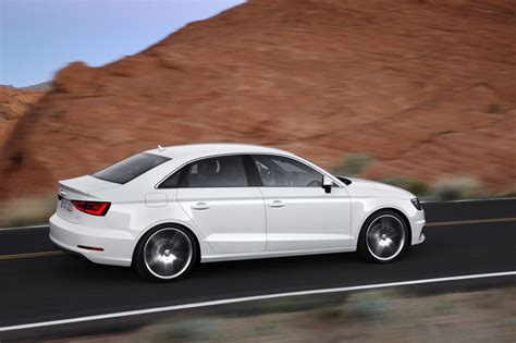 2015 Audi A3 Sedan Us Pricing Announced Autoevolution Audi A3 Sedan Review Caradvice