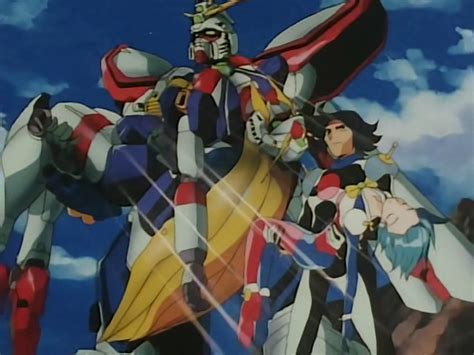 gundam gang wallpaper dare to be stupid it s the moment you ve been waiting