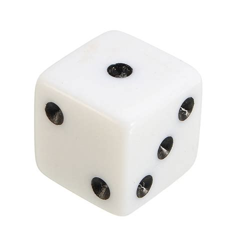 Or Dice 10pcs 16mm Dice Standard Six Sided Die Rpg For Birthday White Sale Banggood