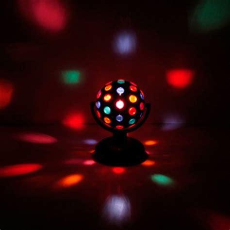 Rotating Disco Light by Rotating Disco