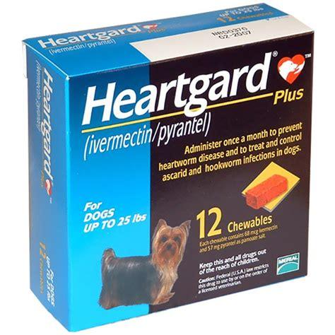 heartgard plus for dogs up to 25 lbs heartgard plus for dogs up to 25 lbs 12 mnth