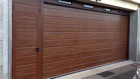 portoni sezionali garage porte garage effetto legno armo caratteristiche e brochure