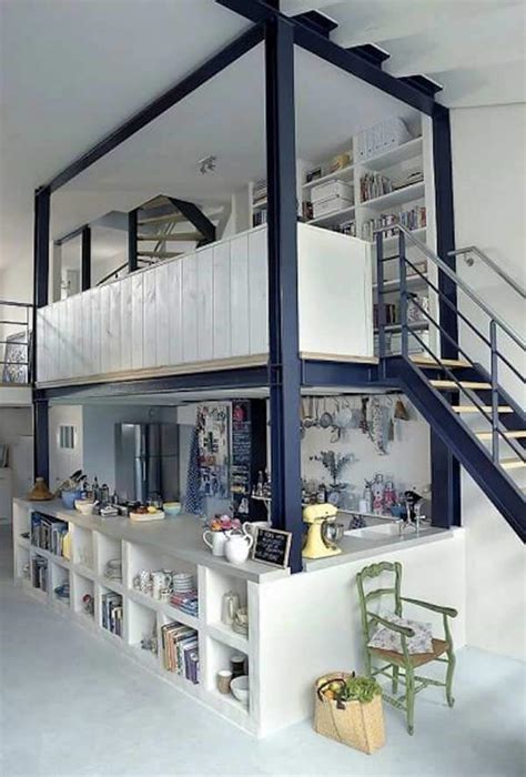 cool mezzanine ideas  increase  space