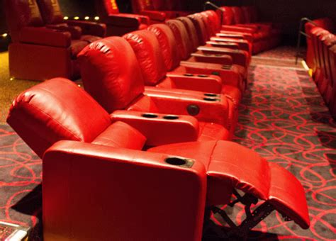 theatres with reclining seats the dublin difference central ohio real estate blog