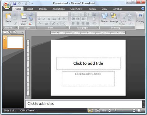 design powerpoint windows microsoft office tutorials