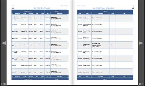 Gun Shop Software Firearms Dealer Software Ffl Dealer Bound Books Ffl Bound Book Template