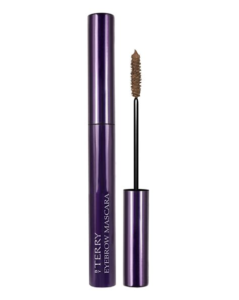 by terry by terry by by terry eyebrow mascara 3 sheer auburn 45ml eyebrow mascara by by terry