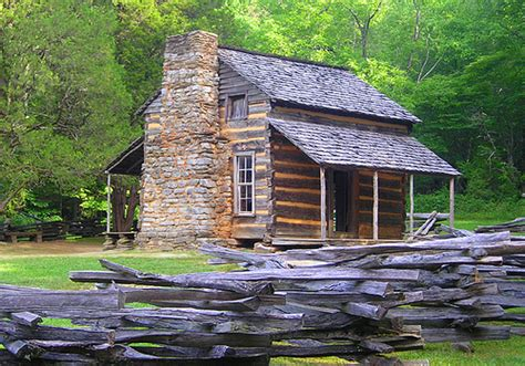 Johns Cabin by File Oliver Cabin Cades Cove Jpg Wikimedia Commons