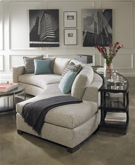 divani rotondi moderni 31 esempi di arredamento con divani rotondi mondodesign it