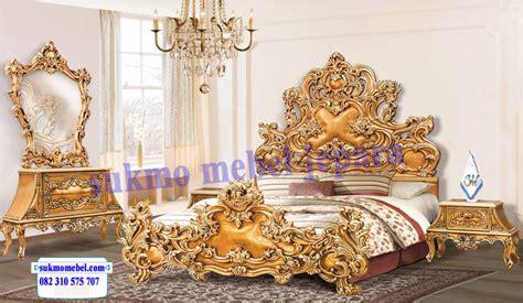 Ranjang Pengantin tempat tidur pengantin sukmo mebel jati jepara