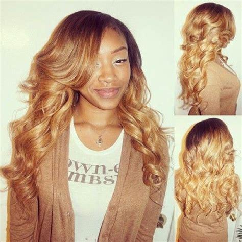 girl hairstyles color 187 best black girls blonde hair images on pinterest