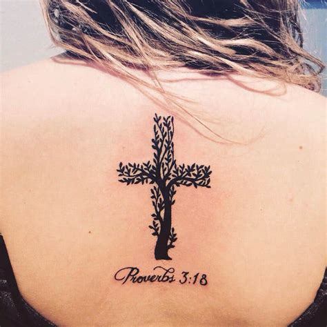 inverted cross tattoos 75 unique cross tattoos ideas media democracy