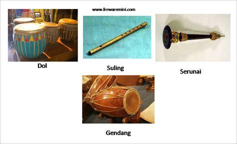 alat alat alat musik tradisional agustus 2014