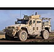 Mine Resistant Ambush Protected MRAP Military