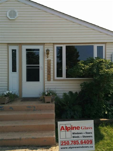 St Johns Window And Door by Residential Windows Doors Fort St Alpine Glass