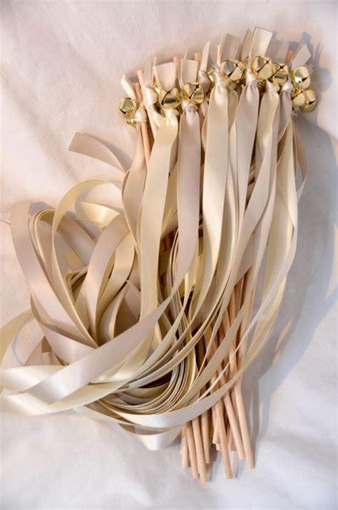 Wedding Bell Ribbon Wands by Best 25 Wedding Ribbon Wands Ideas On Wedding
