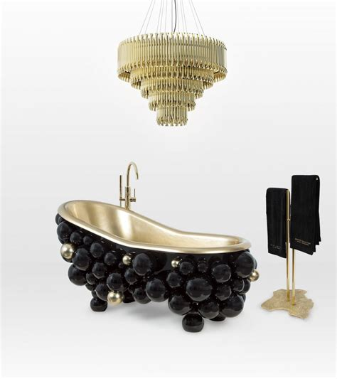 black and gold bathroom set luxury bathroom decor with black gold mood boards