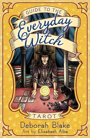 libro everyday witch tarot tarot deck book spotlight of deborah blake s everyday witch tarot
