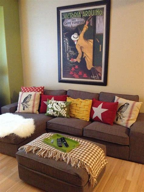 My Ikea Living Room My Cozy Living Room Ikea Kivik Living Room