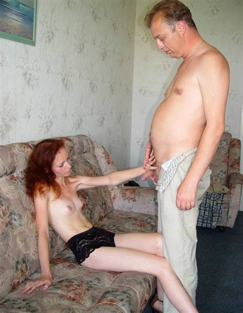 Daughter Posing Nude For Dad