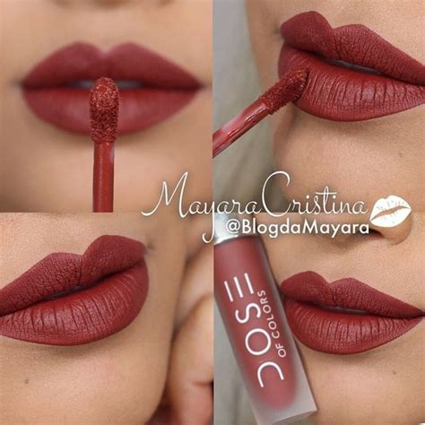 d lipstick colors dose of colors matte lipstick brick misc