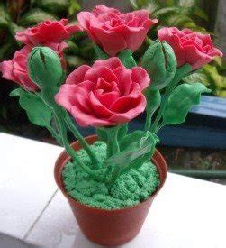 Sabun Batangan kerajinan sabun padat batangan bentuk ikan dan bunga