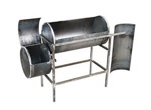 build your own backyard smoker how to build your own backyard smoker i grill