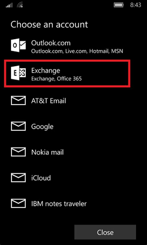 mobile sync sync windows 10 mobile with outlook akrutosync
