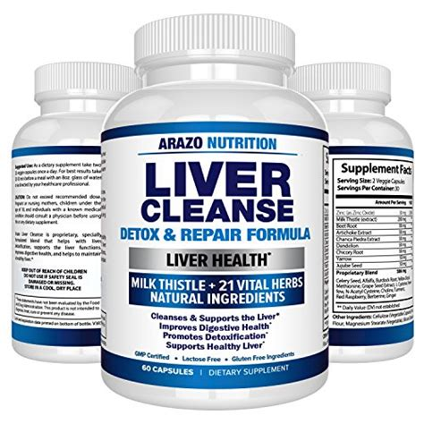 Top 5 Best Liver Detox Herbs by Top 25 Best Liver Detox Products Healthy4lifeonline