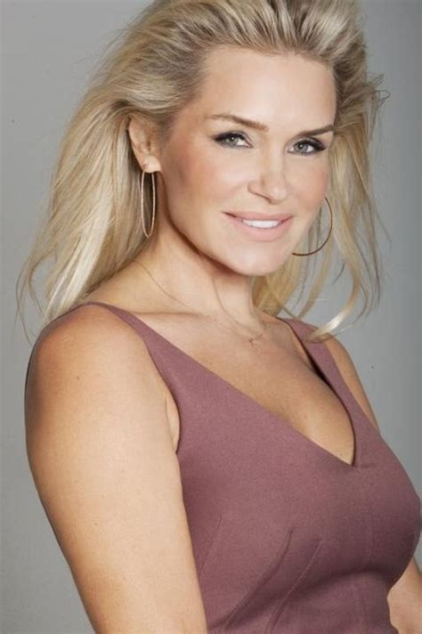 is yolanda foster a natural blonde 17 best images about