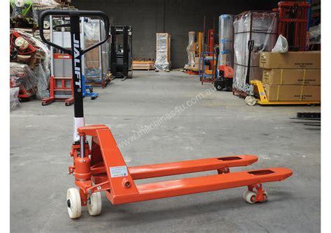 new 2017 jialift 3t pallet truck fork width 550mm 685mm pallet jacks in knoxfield