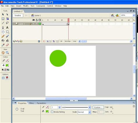 tutorial video macromedia flash 8 flash 8 tutorials