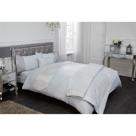 bedroom in a bag crinkle bed in a bag double bedding sets b m stores