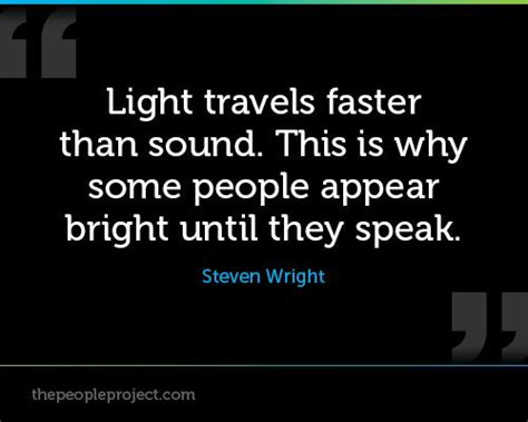 Which Is Faster Sound Or Light by 41 Best Images About Humor On Sayings