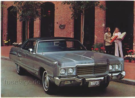 1973 Chrysler New Yorker by Imcdb Org 1973 Chrysler New Yorker In Quot Slaughter S Big