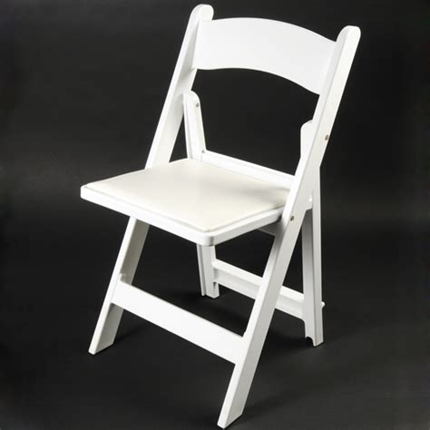 fruitwood folding chair rental near me folding chair white with white padded seat event