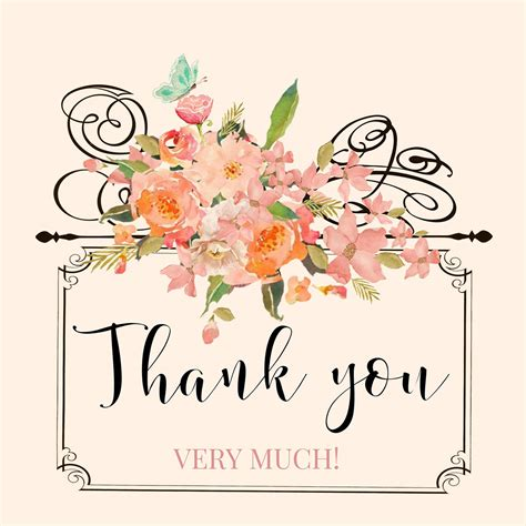 thank you card template with photo 50 thank you images for email instagram
