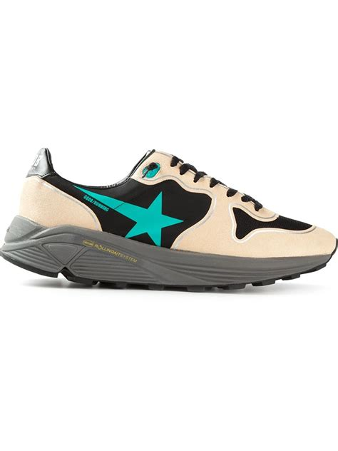 golden goose deluxe brand running sneakers in