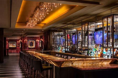 hotel bar layout let the good times roll at the dazzling hard rock hotel in