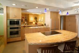 Of kitchens modern light wood kitchen cabinets kitchen 4