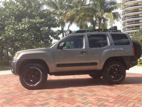 nissan xterra lifted road find used 2005 xterra 4x4 road lifted amazing