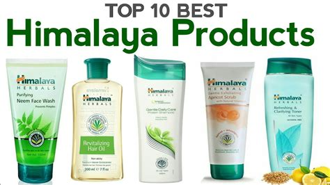 Top 10 Products For Skin by Top 10 Himalaya Products In India With Price Best Herbal
