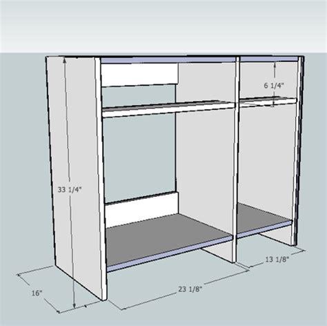 kitchen cabinet face frame dimensions craftsman bungalow restoration 23 making kitchen