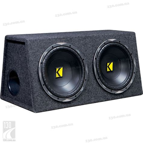 Speaker Subwoofer Kicker 10 inch kicker subwoofer box 10 free engine image for