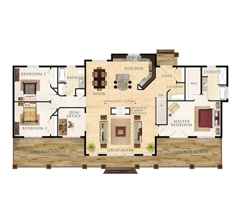 beaver homes and cottages sequin floor plan best one