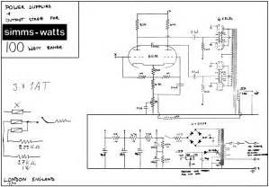 100 watt amp schematic get free image about wiring diagram