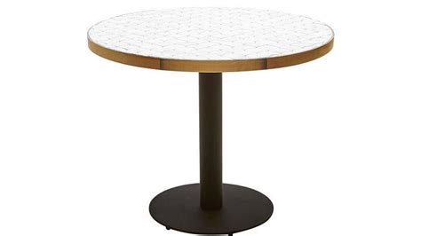 Tile Bistro Table Marble Tiles Bistro Table