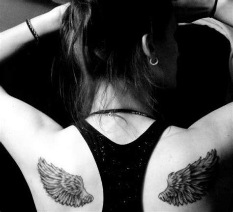 alas de 193 ngel tatuajes para