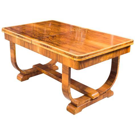 antique table ls 1930 antique dining room furniture 1930 antique deco burr