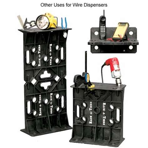 Rack A Tier by Rack A Tier Wire Dispenser